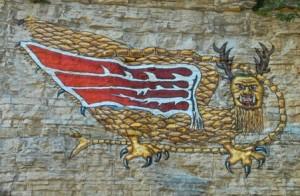 17 dragones nativos americanos