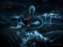 19 dragones marinos