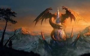 22 dragon de montaña