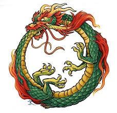 41 dragon uroboros