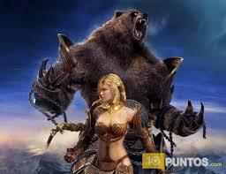 hombre oso