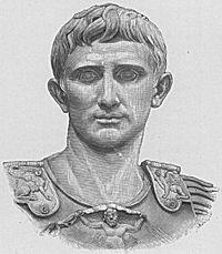 Emperador Octavio Augusto